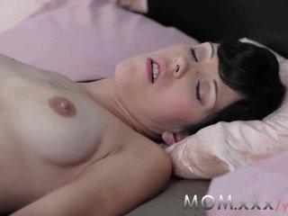 Mom Skinny Brunette Wants Your Cock Deep Inside Her720