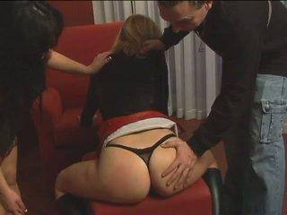 Porner Premium: Amateur sex videos of a lucky dude and two slut.