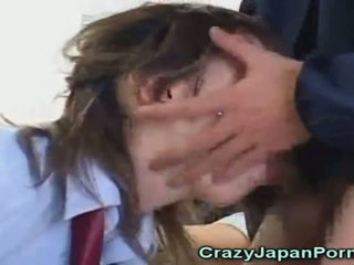 Wtf पॉर्न साथ जपानीस schoolgirls!