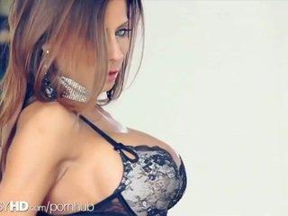 Madison ivy - seductive prancūziškas tarnaitė (fantasyhd.com)
