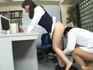 Exciting Asian group fun