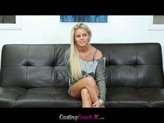 Jessa rhodes riding a cock at casting