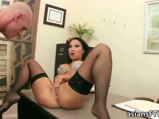 Sexy asa akira anal und ins gesicht
