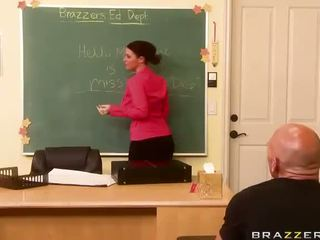 আদর্শ sophie dee কোনো, মজা busty teacher
