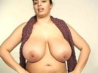 Horny Big Natural Tit BBW MILF