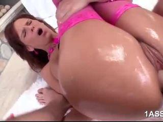 Syren de mer enjoys anal seks