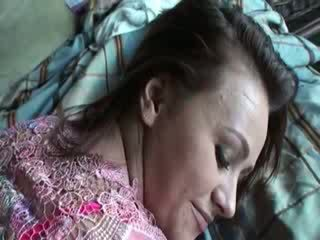 Anal pornstar with cock in her tight ass