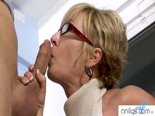 뿔의 할머니 having 섹스
