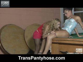 Andressa julia транссексуаліст колготки відео