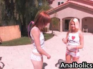 Two 18 Year Old Teen Girls Sflashing