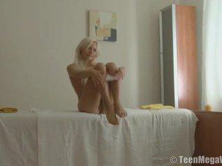 Massaging egy sleaze szeretet