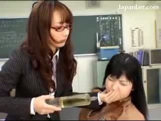 lesbian, classroom, asian