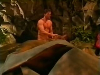 tits, boobs, jungle
