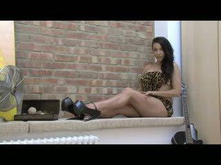 Victoria Spencer loves an outdoor scene