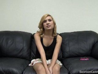 Backroomcastingcouch with tory