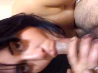 Delhi Girl Chitra Giving Blowjob