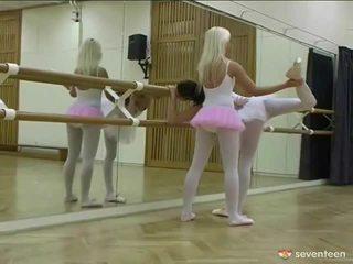 Sapphic ballet الفتيات