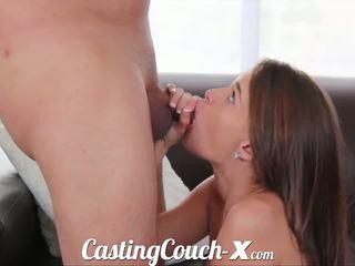 Aktorët couch-x georgia peach excited në bëj porno për $