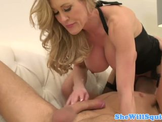 Squirting brandi liefde queens dude
