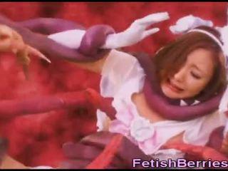 Jashtëtokësor s qij japoneze adoleshencë!