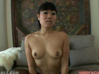 Yuki mori ázijské tvárové