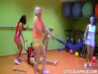 Aerobics sexe