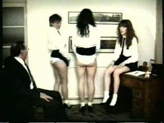 caning, over the knee spanking, palmada