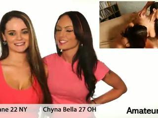 Chyna bella ja tessa lane seks