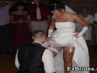 Todellinen kuuma amatööri brides!