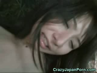 Asian Toying in African Hut!