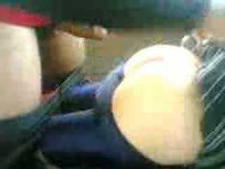 Arab נוער מזוין ב מכונית לאחר בית ספר וידאו