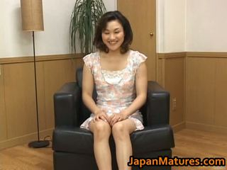 Neuken rijpere aziatisch vrouw