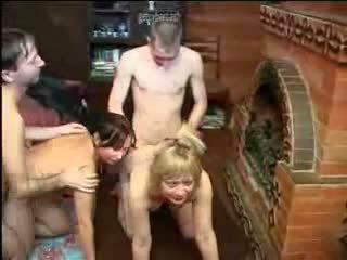 रशियन परिवार आमेचर सेक्स