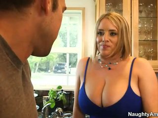 fucking, hardcore sex, cougar, big tits