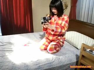 ideal japanese rated, check masturbating, solo girl more