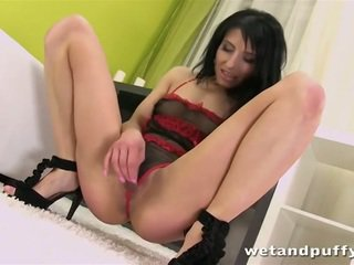 check tits, quality solo fun, pussy