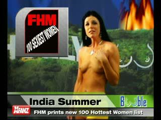 India Summer does booble