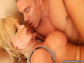 Blonde Nikki Benz