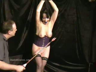 Pieauguša slavegirls vāvere adata mokas un ekstrēms