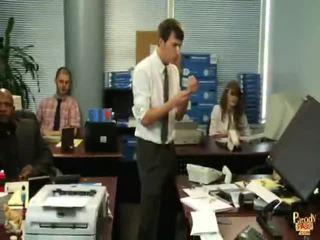 The ऑफीस 02 ashlynn brooke, faye reagan, gianna michaels, jenny hendrix, nika noire, sadie west