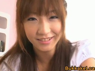 Hina Kurumi Is A Cute Oriental Woman