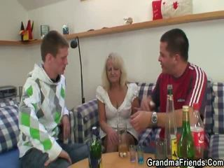 Guy Domination Blonde