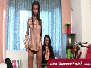 Glamorous babes feticismo