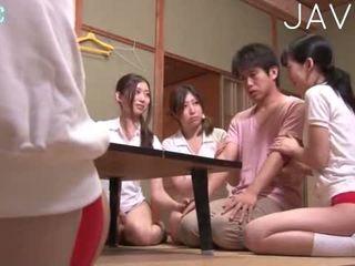 kuumin ruskeaverikkö kaikki, japanilainen hauska, hq cumshot verkossa