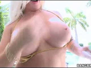 Anal & pussy are fucked