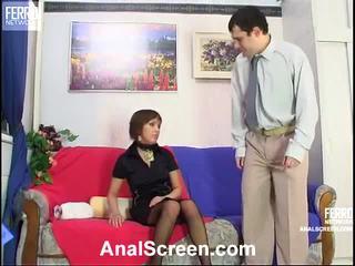 Madeleine And Monty Dirty Anal Film Scene