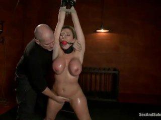 Apologise, but, Sara jay breast bondage useful