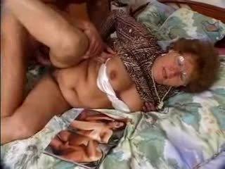 Kamçı jinekolojik catches grandson jacking