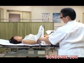 Obstetrics y gynecology doctor follada su mqmf paciente 06