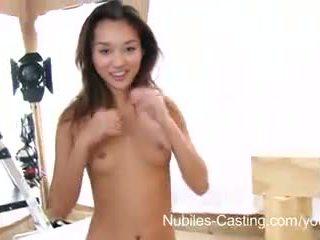 Nubiles แคสติ้ง - squirting เอเชีย วัยรุ่น จริงๆ wants นี้ งาน